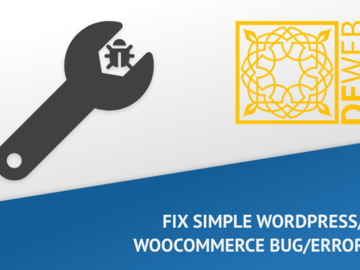 Pay per hour: Fix simple bug in WordPress or WooCommerce