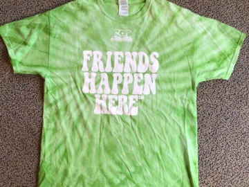Selling multiple of the same items: Sesame Rockwood Friends Happen Here T-shirt Size Large