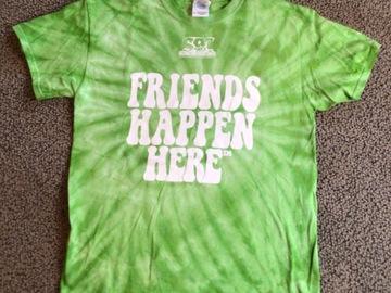 Selling A Singular Item: Sesame Rockwood Friends Happen Here T-shirt Size Medium
