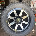 Selling: New wheels tires 5 lug f150 and any 5 lug kind vechice