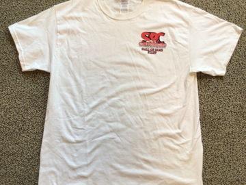 Selling A Singular Item: Sesame Rockwood Hall of Fame Staff T-shirt