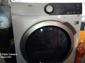 À donner: aeg 8000 series lavatherm