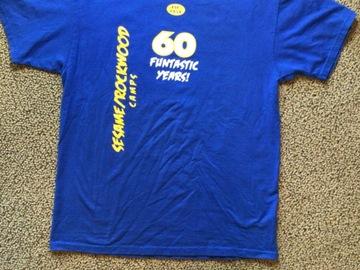 Selling A Singular Item: Sesame Rockwood 60th Anniversary T-shirt