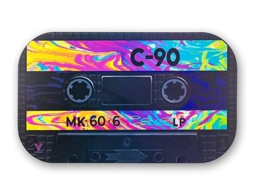 Post Now: Cassette Mag-Slaps