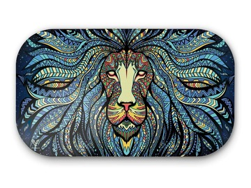 Post Now: Tribal Lion Mag-Slaps