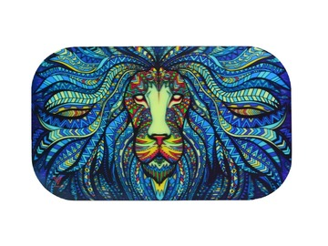 Post Now: Tribal Lion 3D Mag-Slaps