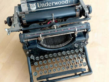 À vendre: Underwood