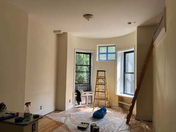 Offering with online payment: Residential, Commercial and Kitchen Cabinet Painting in NYC