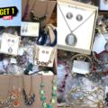 Liquidation/Wholesale Lot: 5 LBS TREASURE TROVE OF JEWELRY