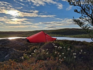 Renting out (by week): Hilleberg Akto