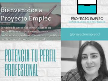 Servicio freelance: Talleres de Empleabilidad