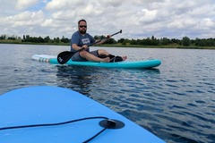Rental: SUP-BOARD STAND UP PADDLE // mieten in Leipzig