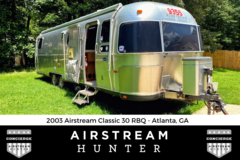 For Sale: SOLD: 2003 Airstream Classic 30 RBQ - Ready to Camp
