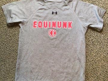 Selling A Singular Item: Camp Equinunk Under Armour Shirt