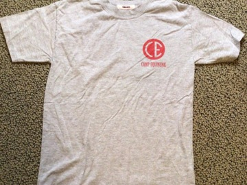Selling A Singular Item: Camp Equinunk  Camp T-shirt Youth Medium