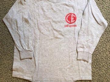 Selling A Singular Item: Camp Equinunk Long Sleeved logo'd shirt
