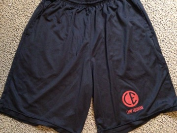 Selling A Singular Item: Camp Equinunk athletic shorts