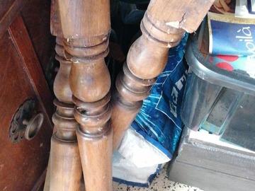 À vendre: Table chêne