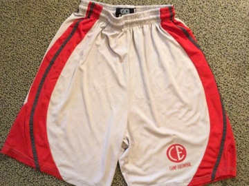 Selling multiple of the same items: Camp Equinunk Athletic shorts