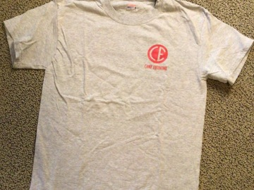 Selling multiple of the same items: Camp Equinunk Camp T-shirt  Adult Medium