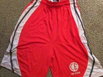 Selling multiple of the same items: Camp Equinunk athletic short Adult Medium