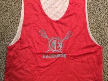Selling A Singular Item: Camp Equinunk Reversible Lacrosse Jersey