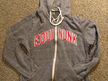 Selling A Singular Item: Camp Equinunk Zip up hoodie sweatshirt