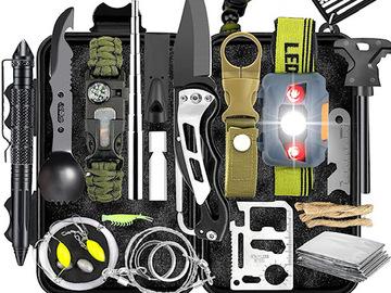 Liquidation/Wholesale Lot:  Professional Emergency Survival Gear