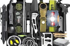 Liquidación / Lote Mayorista:  Professional Emergency Survival Gear