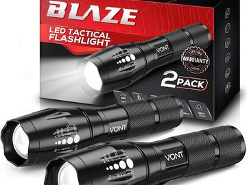 Liquidation/Wholesale Lot: Tactical Flashlights