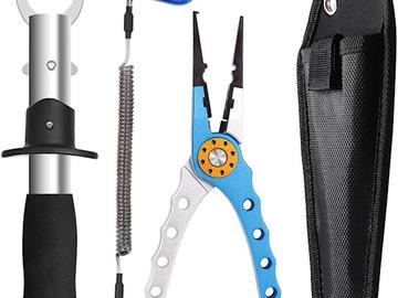 Liquidation/Wholesale Lot:  Fishing Pliers kit