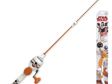 Liquidation/Wholesale Lot: Kids Star Wars Fishing Rod