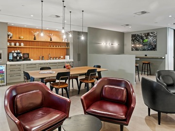 Office Space - bookable per day: 1-pax workspace at 1 Bligh St Sydney CBD