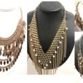 Liquidation/Wholesale Lot: 24 Boho Necklaces High End Boutique - Assorted
