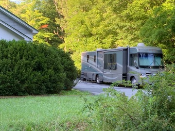 Book Your Stay: Praise Be! A Place to Park my RV!