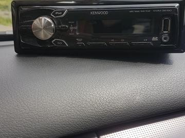 À vendre: Autoradio Kenwood