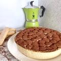 Pre-order: Crostata Tiramisù