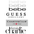 Liquidation/Wholesale Lot: 50 pcs Jewelry Mystery Lot- Guess,bebe, Macy's & Charming Charlie