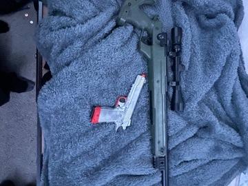 Selling: 550 FPS sniper