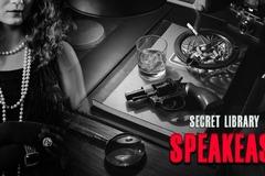 Custom Package: The Secret Library: Speakeasy