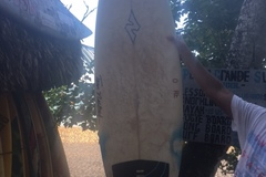 Renting out: 5'4'' Short board at Playa Grande Surf School