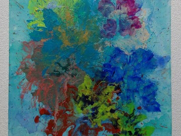 Sell Artworks: Colorful movement