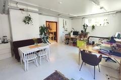 Renting out: Etsitään kahta taiteilijaa/luovan alan tekijää jakamaan työhuone