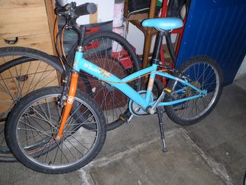 Vente: vélo enfant 6-10 ans en TBE