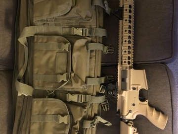 Selling: G&G G4 w/accessories