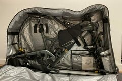 Weekly Rate: Do you ride in a PACK? Family Trip? 4 X EVOC Bike Travel Bags.