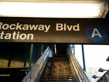 "Daily Rentals: Jamaica NY, Deep Wide Driveway Near The ""A"" Train, Rockaway Blvd"