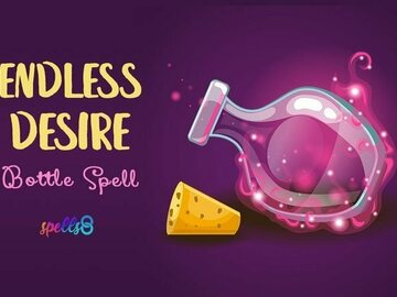 Selling: ENDLESS DESIRE SPELL TO STRENGTHEN YOUR LOVE