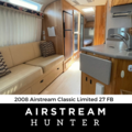 For Sale: 2008 Airstream Classic Limited - 27 FB Twin