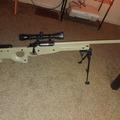 Selling: L96 spring sniper